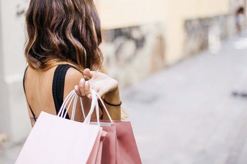 osobista stylistka na zakupach personal shopper