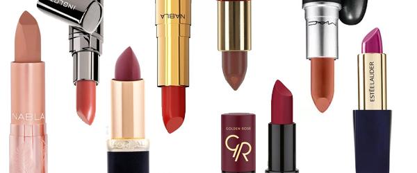 jaki kolor szminki dla urody jesień