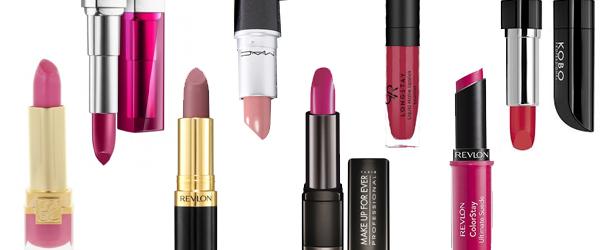 szminki kolory dla lata