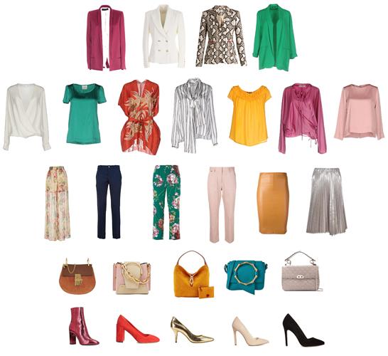 zakupy ze stylistką online personal shopper szafa kapsułowa